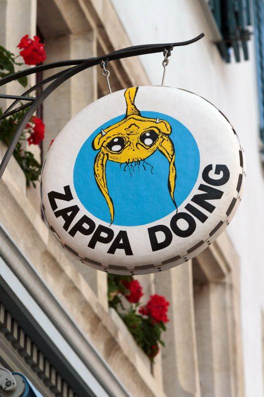 Comics & Accessoires im Zappa-Doing, Winterthur