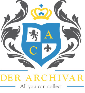 Logo Comic-Archivar, Online-Shop, Antiquariat, Ankauf und Verkauf, All you can collect, Winterthur, Schweiz
